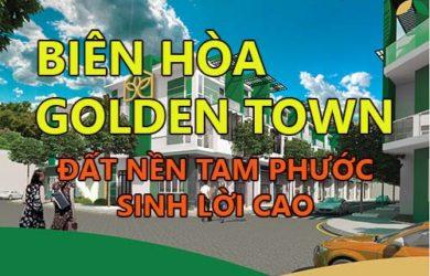 banner biên hòa golden town